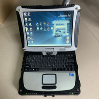 Ferramenta MB Star C3 HDD 160GB Software Xentry Das com Laptop CF19 Touch Screen Computer Toughbook