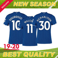 New Everton FC Soccer Jersey Football 19 20 Everton Lord RIC...
