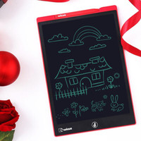 Wicue 12 بوصة LCD الاطفال الكتابة اليدوية مجلس ملون الكتابة اللوحي رسم الرقمي تخيل وحة توسيع كيد فكرة