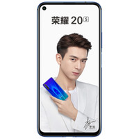 """원래 Huawei 명예 20s 20 S 4G LTE 휴대 전화 6GB RAM 128GB ROM Kirin 810 Octa Core Android 6.26 """"전체 화면 48.0MP AI AR 3750mAh 지문 ID 스마트 휴대 전화"""