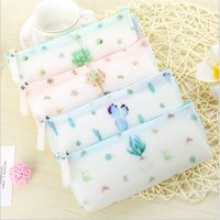 Female Fashion Plant Pattern Travel Cosmetic Bag Japan Korea...
