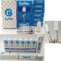 Cookies Carts High Flyers Vape Cartridges 1ml 0. 8ml Empty Oi...