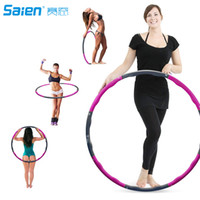 Fitness Splicing Sport Hoops, 8 Section Detachable Design, 2. 4...