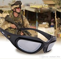 1d3386b293 Daisy C5 Tactical C5 Polycarbonate Desert Storm Sports Sunglasse 4 ...