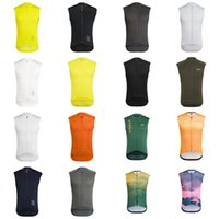 2019 RAPHA team Cycling Sleeveless jersey Vest Bicycle Cloth...