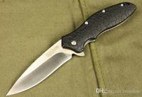 новые Little Fish Kershaw 1830 Выживание Складные ножи, лезвия 8Cr13MoV сь нож, спасения Knife 1шт A1pa
