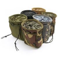 Portable Molle Petit Sac De Recyclage Oxford Étanche Anti-Usure Nylon Tactique Taille Poches En Plein Air Camp Multi Fonction Poche 9qaI1