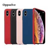 Official Liquid Silicone Cover For Apple iPhone X XS Max XR ...