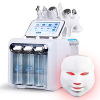 7 Oxígeno En 1 piel de agua Jet Peel Hydra belleza de la piel de limpieza Hydro dermoabrasión Hydra máquina de rejuvenecimiento Peeling microdermoabrasión