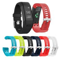 Free Shipping For Garmin Vivosmart HR Plus+ Bands, Silicone A...