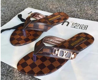 Men Shoes flip flops Summer Antiskid Flip- Flops Shoes slippe...