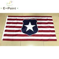 Flagge von Columbia Bioshock Infinite 3 * 5ft (90 cm * 150 cm) Polyester Flagge Banner Dekoration fliegen Hausgarten Flagge Festliche Geschenke