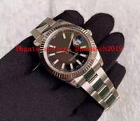 Herren Sport Super Luxus Hohe Qualität Uhren 41mm BP Fabrik 2813 Uhr Präsidenten DateJust Armband 126333 Bewegung Automatische Uhren