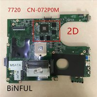 High quality for 17R N7720 7720 motherboard CN- 072P0M 072P0M...