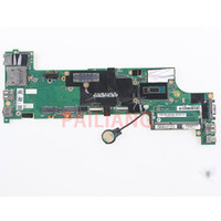 Carte mère d'ordinateur portable PAILIANG pour Lenovo X250 I3-5010U TPM PC Mainboard 00HT377 tesed DDR3
