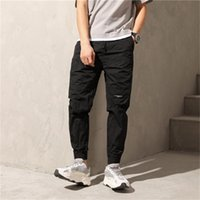 Loose nine- cent casual pants Personal overalls Over- heated s...