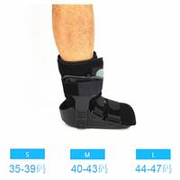 FIRECLUB 11 inç yürüyüş ayakkabıları kısa hava yastığı ayak bileği çizmeler ile aşil tendonu kırığı ayak bileği kırığı onarım çizmeler