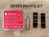 2020 Verde gevey pro v13.3.1 Cyber Mode para ios 13.4 13.3.1 desbloqueio perfeitos para iphone 11 pro 7 7+
