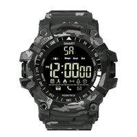 EX16 Plus Sport Smart Watch 5ATM Impermeabile Activity Tracker Bluetooth Pedometro Smartwatch per Android IOS Telefono Wartch relogio inteligente