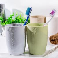 Пластиковые кружки для полосканий с чашкой для полосканий 350 мл.