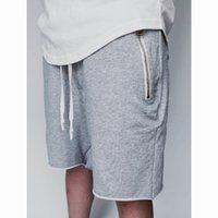 Mode Mann RO Stil Sweat Shorts Sommer Mens Capri Cotton lose Shorts für Männer