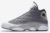 High Quality 13 Atmosphere Grey Basketball Shoes Men 13s Atm...