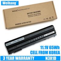 Korea Cell Weihang Akku für 65WH N3X1D Laptop Akku für Dell Latitude E5420 E5430 E5520 E5530 E6420 E6520 E6430 E6440 E6530