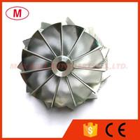 K04 5304-123-2209 41.00 / 50.96mm 11 + 0 pale Turbo di rendimento billetta girante del compressore / alluminio 2618 / ruota di fresatura per la cartuccia Turbochargr
