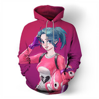 2019 Battle Royale Jeu Polaire 3D Hoodies Hommes Streetwear Hip Hop Chaud Sweats À Capuche Casual Hoodies FORTNITER3D pour Enfant