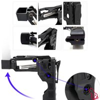 كاميرا استقرار z محور آمن الهاتف الذكي gimbal حامل اكسسوارات طوي امتصاص الصدمات المحمولة المحمولة لجيب osmo