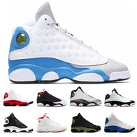 13s 13 Designer Men He Got Game Basketball Shoes Black Cat M...
