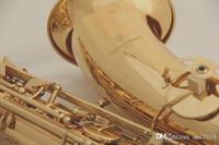 محترف سوبر الساكسفون تينور ياناجيساوا T-901 ب ب الذهب والنحاس تينور ساكس آلة موسيقية مع حالة فالت لسان الحال صنع في اليابان