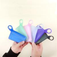 Портативная маска для хранения папки многоразовой силиконовый Органайзер для хранения сумки для Одноразовой маски Органайзер Case JK2006XB