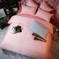 Europe and America Duvet Cover Pink Girl Boutique Queen King...