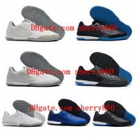 2021 Футбольная обувь Мужская легенда VIII академия IC Clears Tiempo Лунные Protf Футбольные ботинки Scarpe Da Calcio