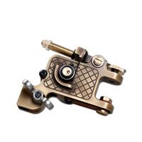 DragonHawk Tattoo Rotary Machine Brass Brass Telaio CNC Macchina Professionale Pistola a motore rotante macchina stabile per artista