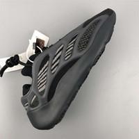 2020 scarpe di lusso di nuovo modo di marca al largo delle donne degli uomini della piattaforma Kanye scarpe per uomo scarpe da ginnastica bianche scarpe da ginnastica progettista di basket in esecuzione