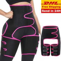 Lager-Drop Versand DHL EMS HIP-Enhancer New Bein Shaper Abnehmen Korsetts flache Magenformung Taille Trainer Taille Unterstützung Slim Body Shaper