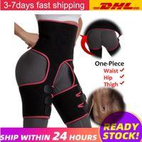 IN STOCK DHL 3-7 DELIVERY المرأة المشكل حزام الخصر المدرب تنحيف التخسيس نمذجة الشريط الجسم التخسيس مشد الخصر حزام البطن الفخذ
