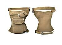 야외 전술 다기능 다리 가방은 가방 레저 스포츠 허리 가방 낚시 가방 자전거 캔버스 허리 가방 태클 망