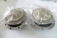 Высокое качество 20 шт. / лот серебро ABS + сплав 146 мм обод крышка колеса центр колпаки ступицы авто крышки для Audi TT Quattro центр колеса колпак ступицы