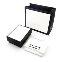 Conjuntos de joyas G Collares con letras Pulseras Pendientes Conjuntos de anillos Box Bolsa de regalo Bolsa de regalo (coinciden con los artículos de la tienda Venta, no vendido individual) G1