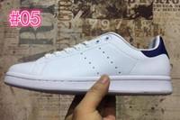 Sıcak Satış-en yeni stan ayakkabılar moda smith Casual ayakkabılar deri spor klasik daire 2019 Boyut 36-45 sneakers