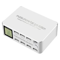 8 Port Smart USB Charger 100W Quick Charge QC 3. 0 with PD Fa...