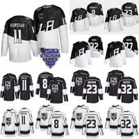 New Los Angeles Kings 2020 Stadium Series Jersey Anze Kopitar # 11 Drow Doughty # 8 Jonathan Quick # 32 Carter 77 # Hockey Jerseys