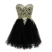 KORT PROM DRESSES 2019 Blue Homecoming Dress Party Cocktail Pageant Gowns Graduation Klänning Real Image Lace Up Back Billiga I lager