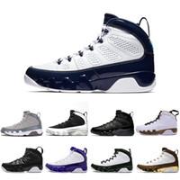 9 IX 9S Rüya It Mens Basketbol Atletik Ayakkabı Üniversitesi Mavi Ruhu Sıralı Uzay Siyah Kırmızı Erkekler Spor Sneakers 40-47