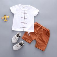 Toddler Baby Kids Boys Clothes Sets Summer Cut Boys Clothing...