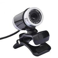 A870 A860 USB 웹 카메라 360 개 학위 노트북 데스크탑 컴퓨터 부속품을위한 마이크와 디지털 비디오 480P 720P 1080P HD 웹캠