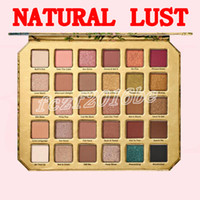 Newest Makeup faced Multi- finish palette NATURAL LUST 30 col...
